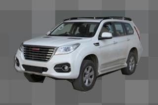 哈弗新款H9申报图曝光 搭2.0T柴油发动机
