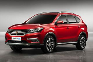 荣威RX5月销2万辆 上汽自主1月销量增7成