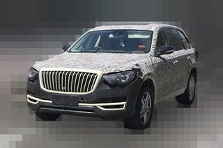 红旗SUV-HS7有望年内上市 起售价或30万