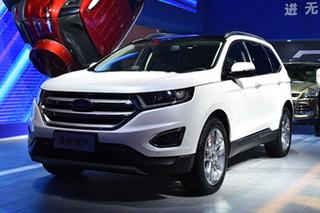 福特在华1月销量近9万辆 6款新车将上市