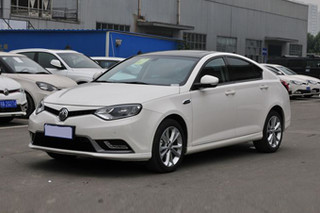 2015款MG 6两厢限时促销 购车直降2万