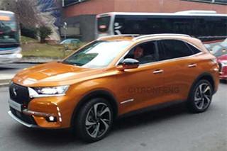 DS全新大SUV年内国产上市 与奥迪Q5同级