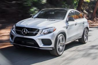 进口奔驰GLE级轿跑SUV对比评测 进口奔驰GLE级轿跑SUV对比导购 ...图片 62977 340x226