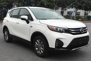 广汽传祺全新小型SUV实车曝光 8月上市
