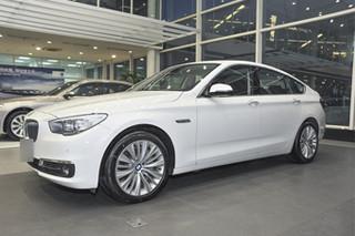 2015款宝马5系GT优惠 最高直降40万