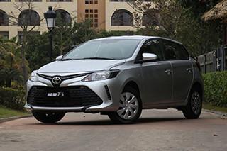 一汽丰田威驰两厢今日上市 预计7万起售