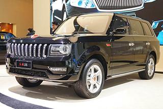 红旗豪华大SUV等3款新车 将于-年内上市