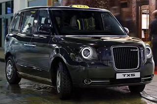 吉利伦敦新工厂落成 投产TX5增程电动车