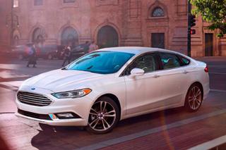福特公布新能源战略 将推2款全新电动车