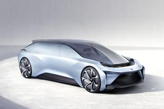 蔚来首款量产SUV定名ES8 采用7座设计