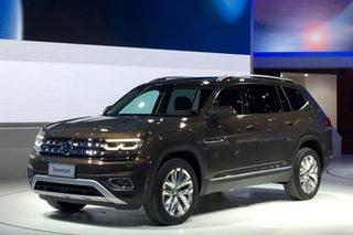 上汽大众1季度销量超50万 SUV增长明显