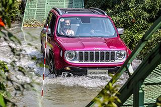 以Jeep之名 出格试驾2017款Jeep自由侠