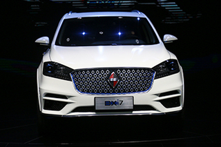 宝沃纯电动SUV将上市 续航里程超特斯拉