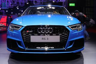 2017年夏季正式开售 实拍RS3三厢版