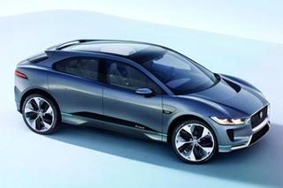 捷豹纯电动SUV量产版 2017年9月将亮相