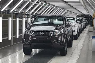 郑州日产第100万辆整车 纳瓦拉正式下线