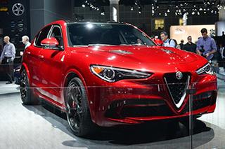 阿尔法·罗密欧全新SUV 美国起售价曝光