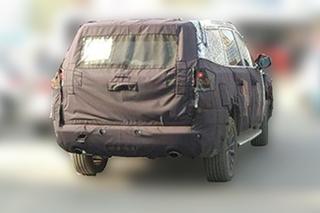 荣威新中型7座SUV将上市 竞争传祺GS8