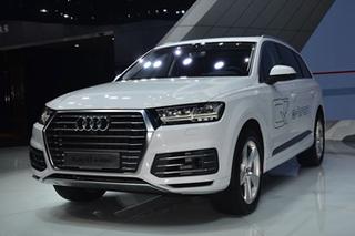 奥迪Q7 e-tron正式上市 新车售92.88万