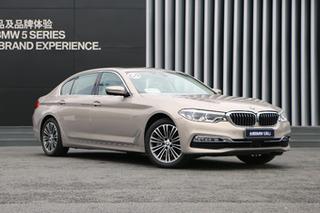 越咂摸越有味 试驾全新BMW 540Li行政版