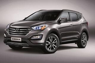 北京现代完善SUV布局 将推全新7座SUV
