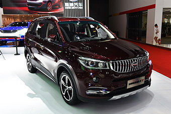 斯威X7自动挡车型8月上市 搭1.5T发动机