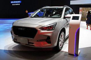 哈弗将推全新紧凑级SUV 搭载1.5T发动机