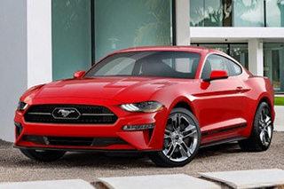 新款福特Mustang10月上市 推复古特别版