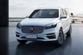 宝沃首款纯电动SUV实车曝光 年底上市