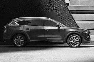"""竞争MPV?马自达全新SUV""""CX-8""""将上市"""