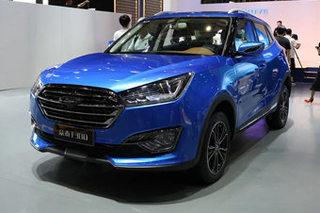 众泰全新小SUV于8月上市 轴距超哈弗H2