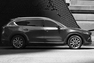 马自达将推全新中大型SUV 采用七座布局