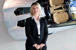 兰博基尼迎首位女董事 出任首席营销官