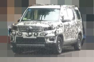 长安欧尚7座紧凑SUV路试 轴距超荣威RX5