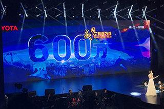 一汽丰田600万销量达成 推新服务平台