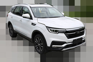 众泰推全新7座SUV车型 有望4季度上市