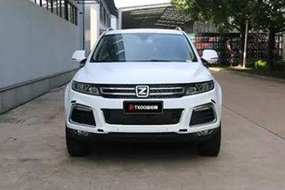 众泰T600运动版9月28上市 增1.8T发动机