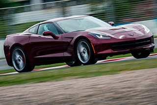 V8的狂欢/科鲁兹的梦 雪佛兰赛道体验日