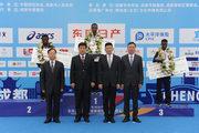 东风日产2017成都国际马拉松赛正式...