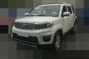 长安欧尚全新SUV实车曝光 采用7座布局