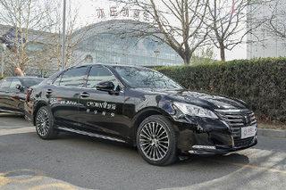 一汽丰田新款皇冠于11月首发 配置升级