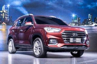 """北京现代将推新大型SUV 或名为""""元爵"""""""
