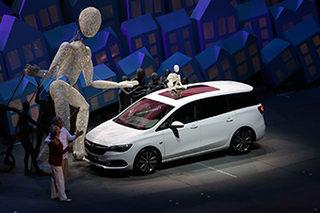 别克全新MPV-GL6正式上市 14.49万起售