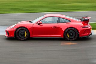 细节的升级颇多 海外试驾保时捷911 GT3