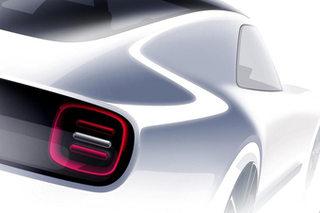 本田全新纯电动概念车 明日将正式发布
