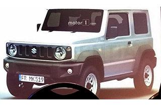 铃木2款新车明日发布 含全新一代吉姆尼
