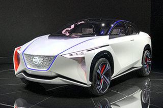 日产2电动概念车发布 最大续航600公里