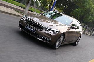 以舒适诠释GT之名 试驾全新BMW 6系GT