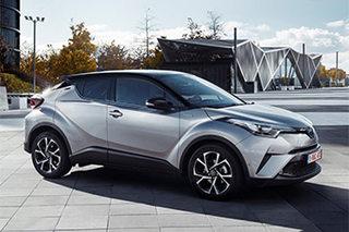 一汽丰田首款小型SUV 将于11月17日发布