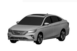 广汽传祺推新紧凑级轿车 搭1.3T发动机